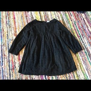Black sparkly top Old Navy
